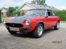 Renovering af Fiat Spider 1975